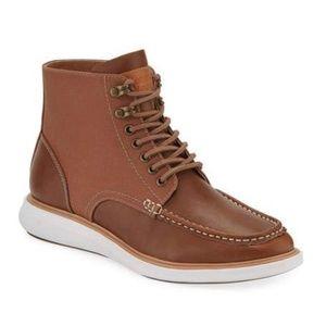 Men's Doug Canvas & Leather Workout Boots